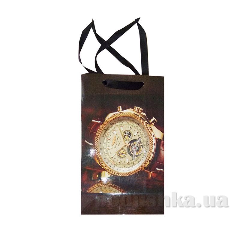 Пакет подарочный 15159 Часы