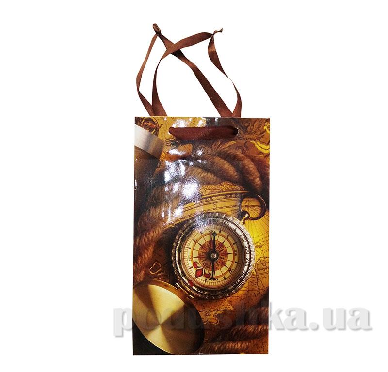 Пакет подарочный 15159 компас