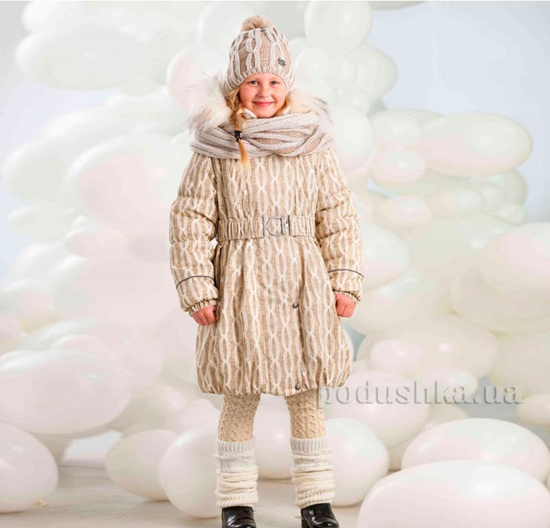 Пальто для девочки Sonja Lenne 15335