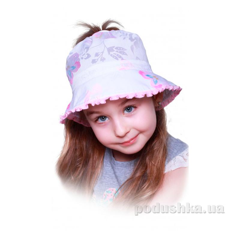 Панамка летняя для девочки Викуся Бабасик
