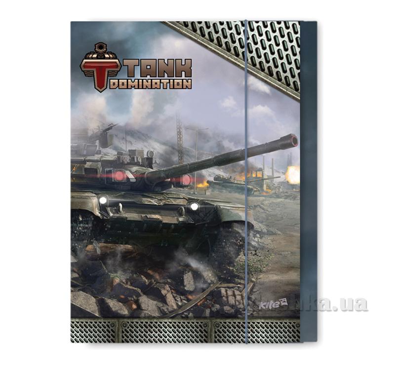 Папка для тетрадей Kite Tanks TD15-210K