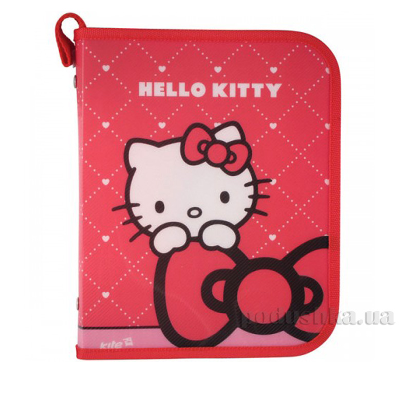 Папка на молнии Kite Hello Kitty HK13-203-1К