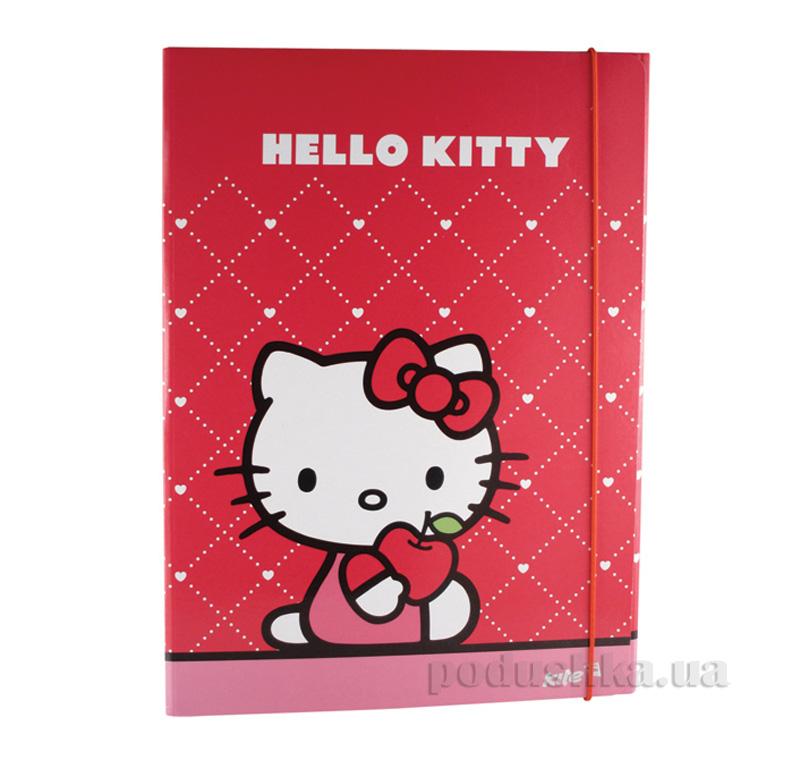 Папка на резинке Kite Hello Kitty HK13-211K