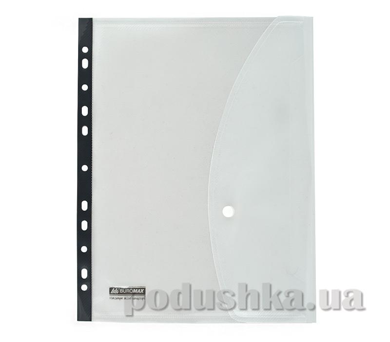 Папка-конверт А4 с перфорацией Buromax Professional