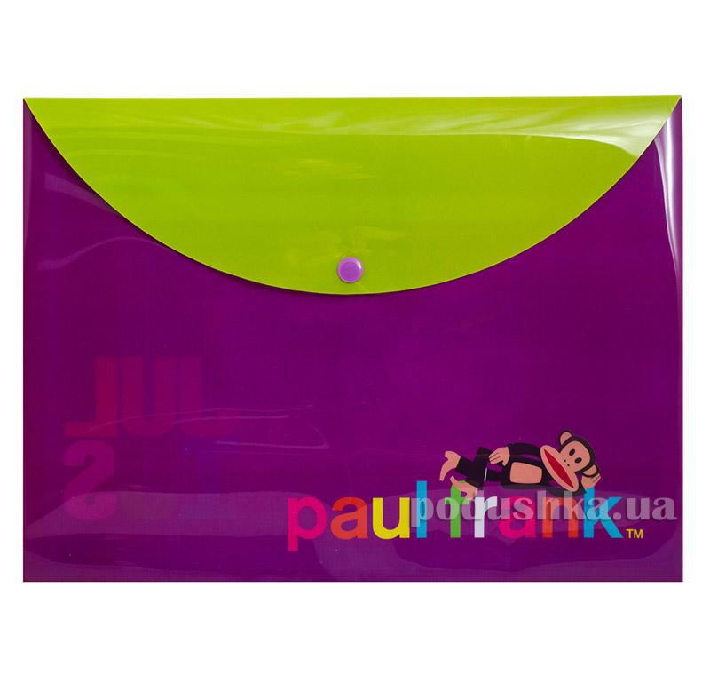 Папка-конверт на кнопке А4 Пол Франк 1 Вересня 1-491015