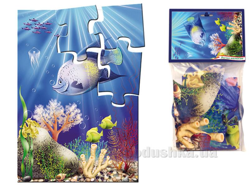 Пазл Energy Plus Весёлая рыбка