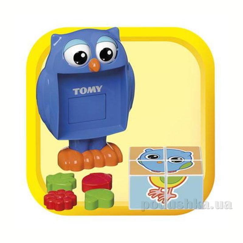 Пазл Сова T72100 Tоmy