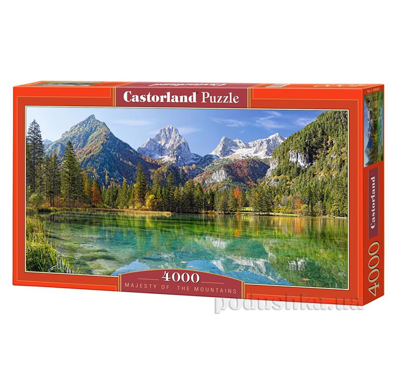 Пазл Величие гор Касторленд 400065