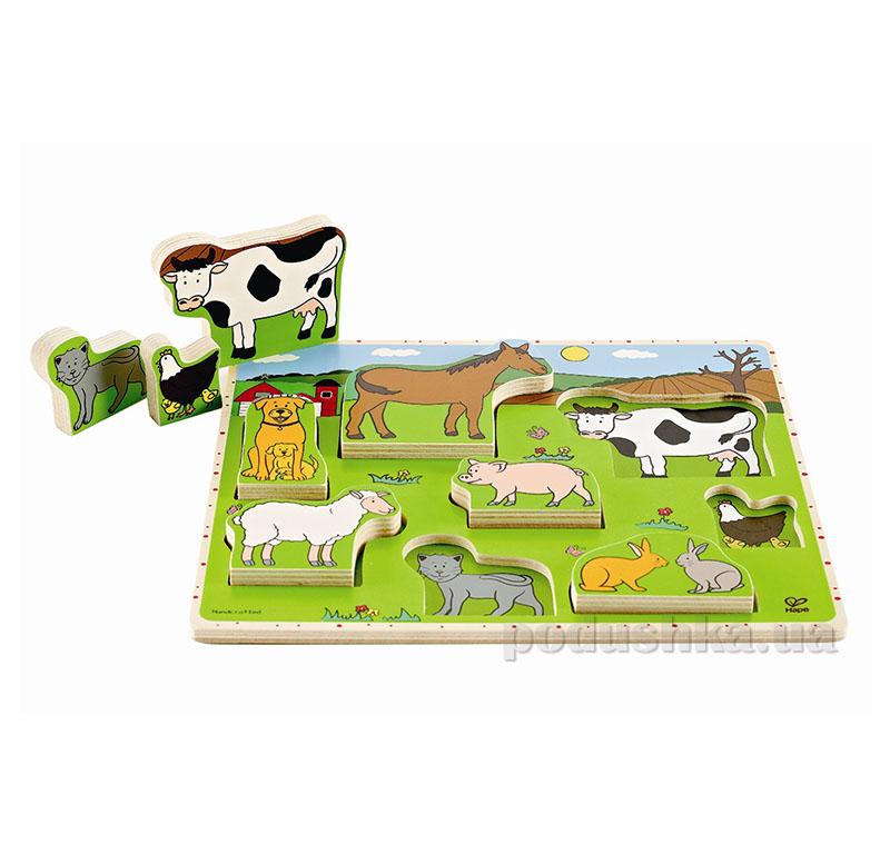 Пазл Животные Фермы умеющие стоять AKT-E1450