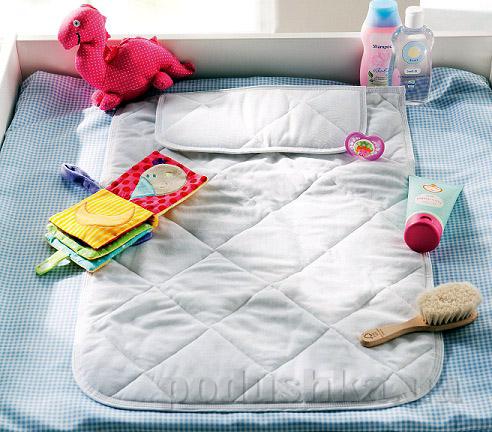 Пеленальный коврик-матрасик Ютек Utek baby