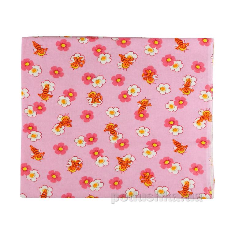 Пеленка детская фланель Руно 10-0130 pink