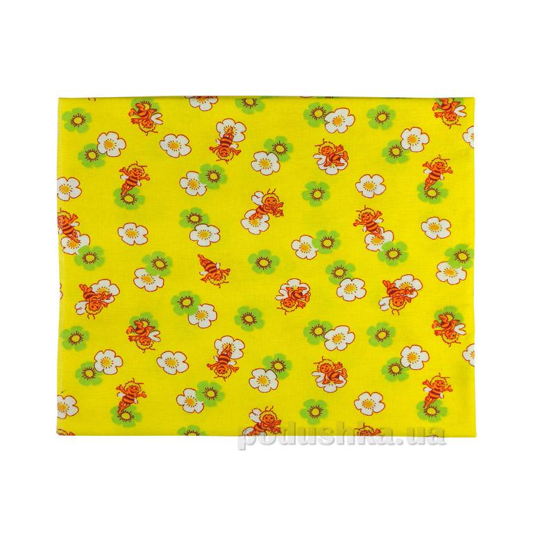 Пеленка детская фланель Руно 10-0130 yellow