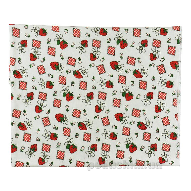 Пеленка детская фланель Руно 10-0152 red