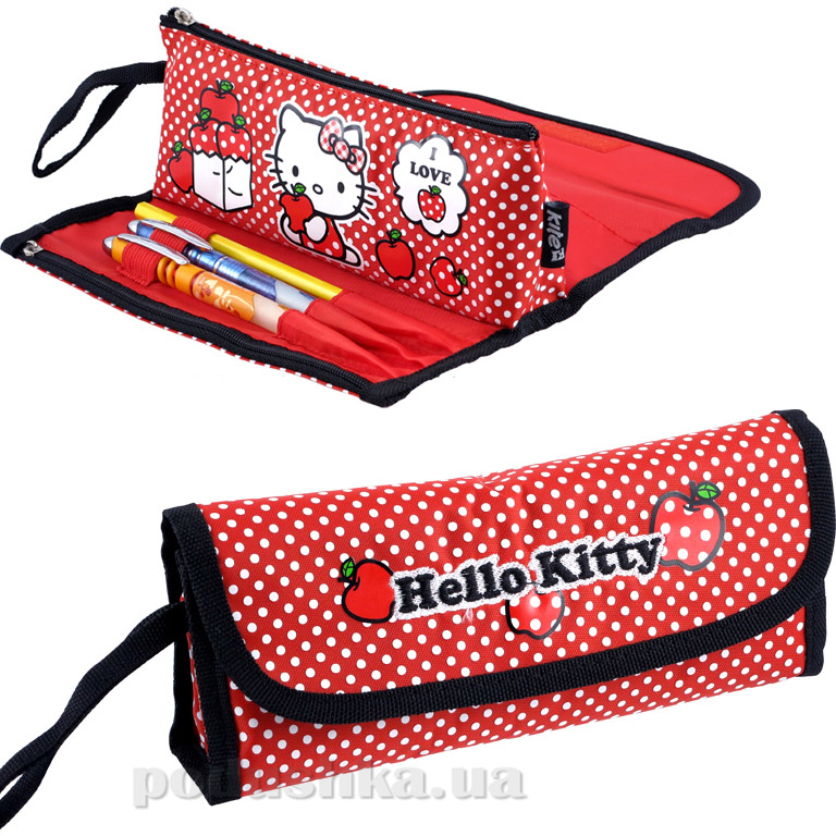 Пенал мягкий Hello Kitty HK14-653K Kite