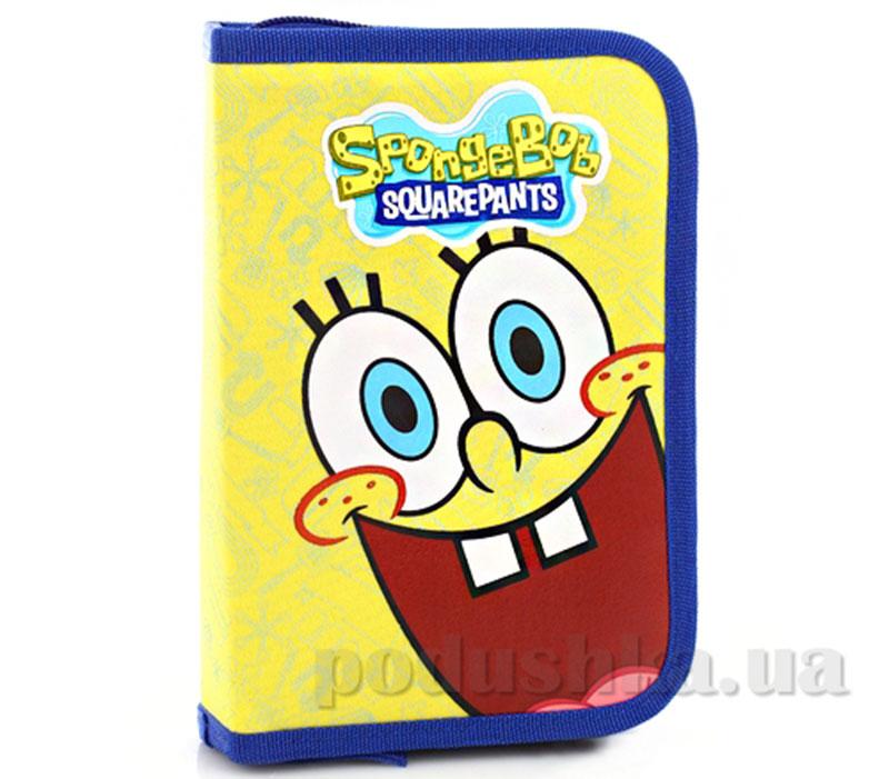 Пенал жесткий Sponge Bob