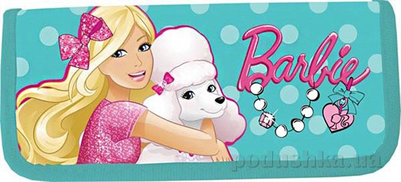 Пенал жесткий тканевый Barbie BRAP-MT1-033
