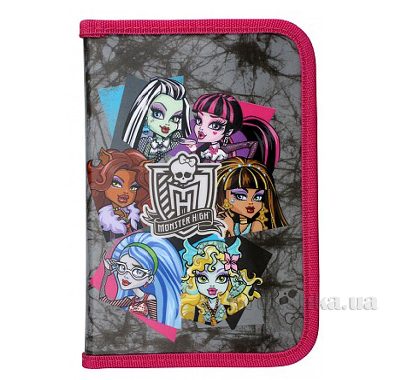 Пенал-книжка Kite Monster High 621-2