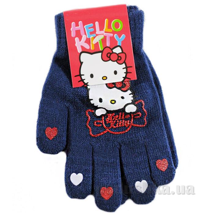 Перчатки для девочек  Sun City NH4044black Котенок
