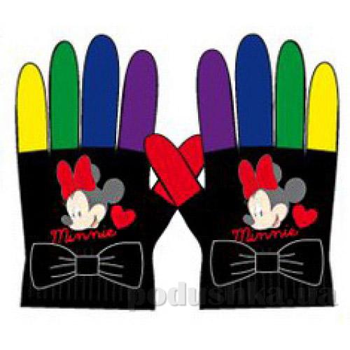 Перчатки для девочек Sun City HM4133black Мышонок