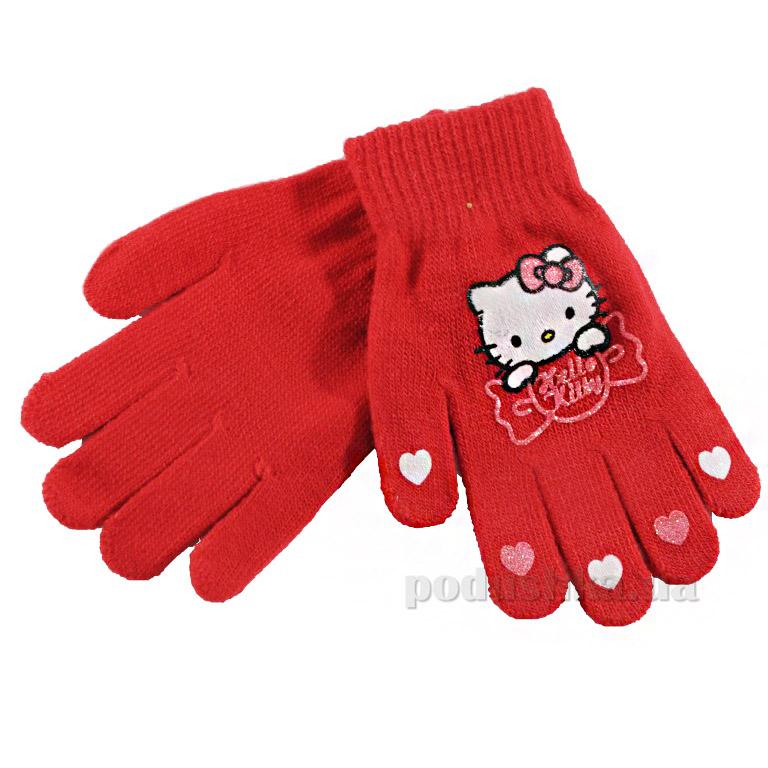 зимние перчатки для девочек