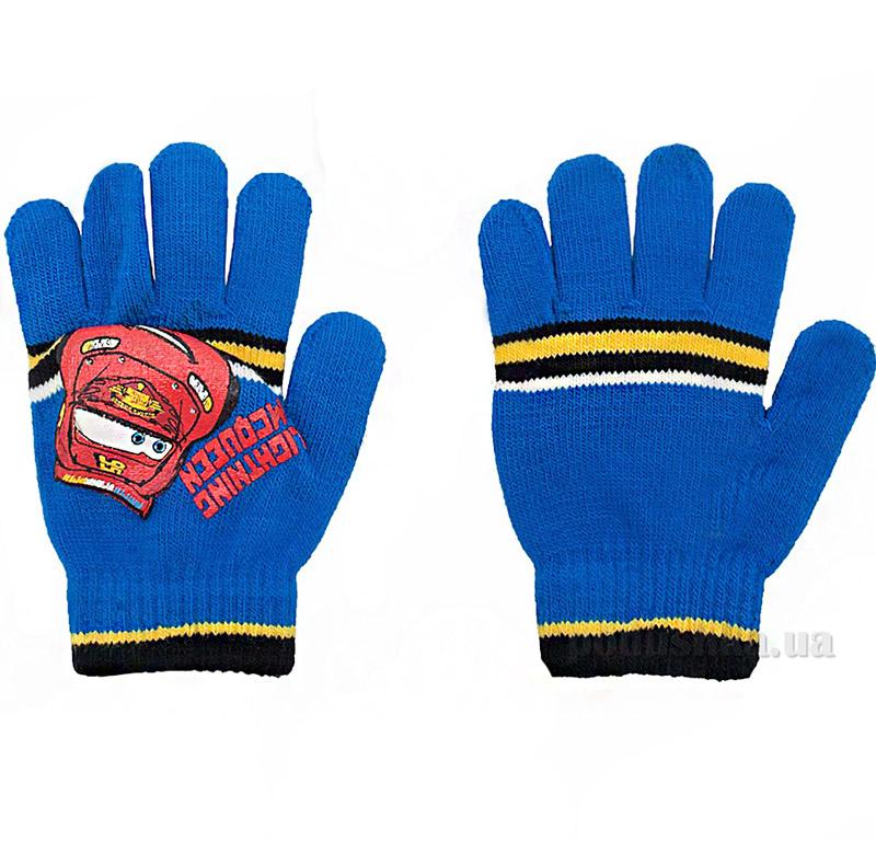 Перчатки для мальчика Машинка Sun City carblueP