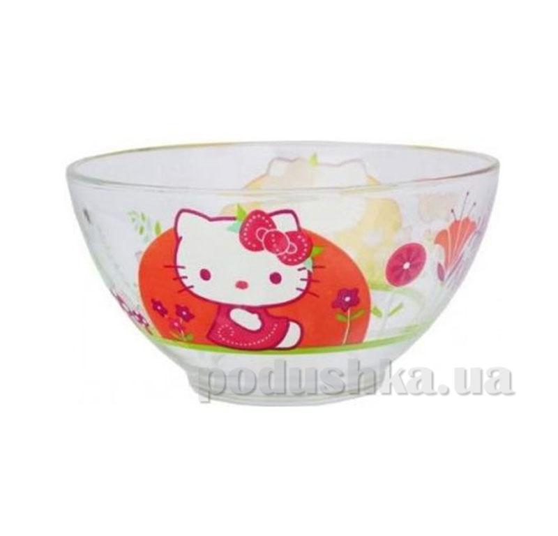 Пиала Luminarc Hello Kitty nordic flower H9227