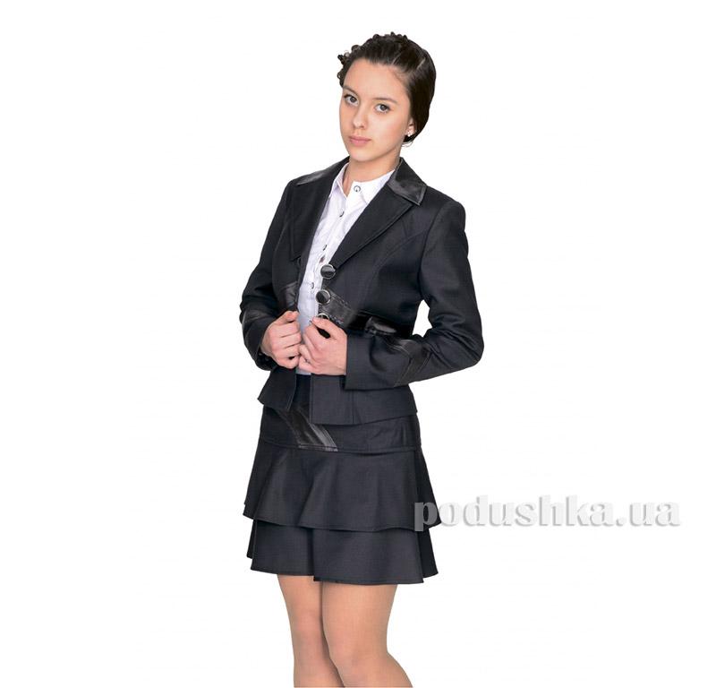 Пиджак черный Nui Very Твигги