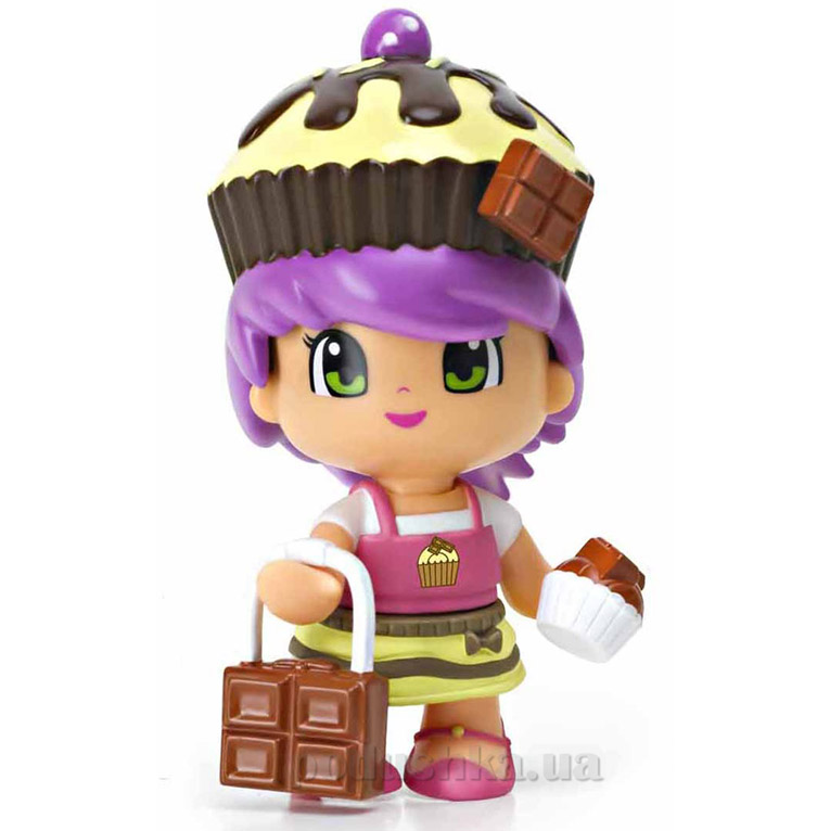Пинипон Кукла Десерт шоколад 700010255-6 Pinypon