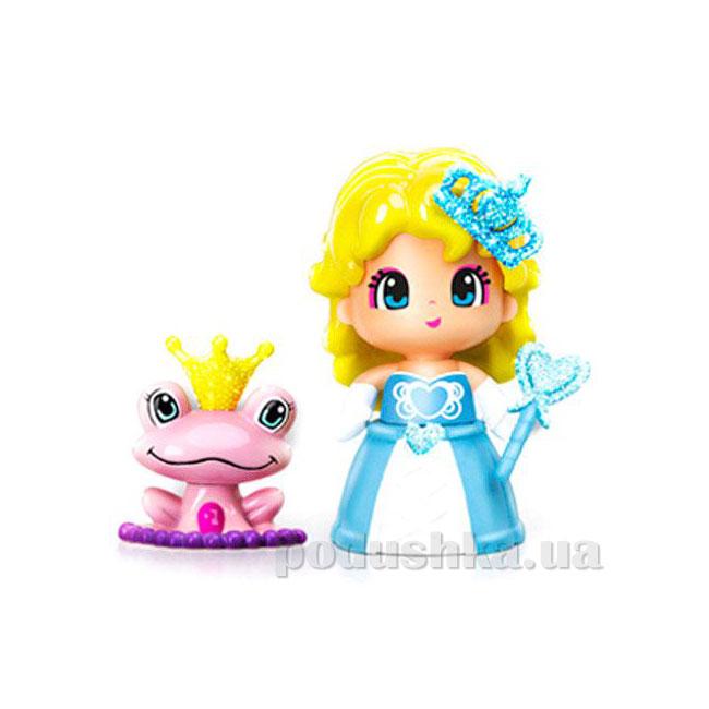 Пинипон Кукла Принцесса в голубом платье 700010257-1 Pinypon