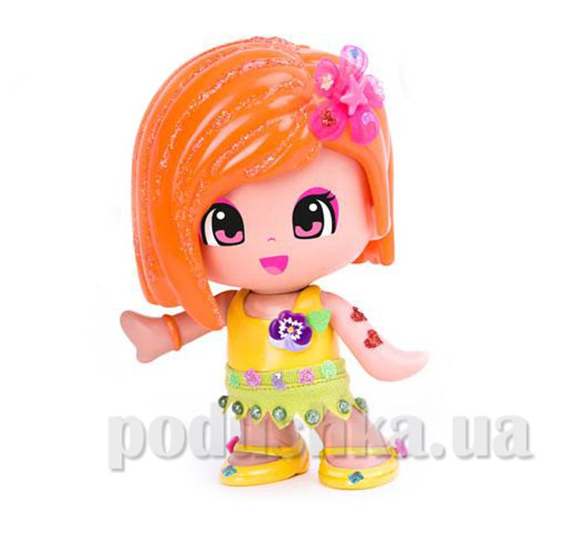 Кукла с набором аксессуаров Pinypon 700008153-3 оранжевые волосы