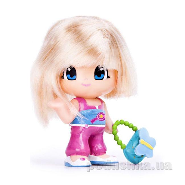 Пинипон Кукла с волосами Прическа блондинка 700010142-1 Pinypon
