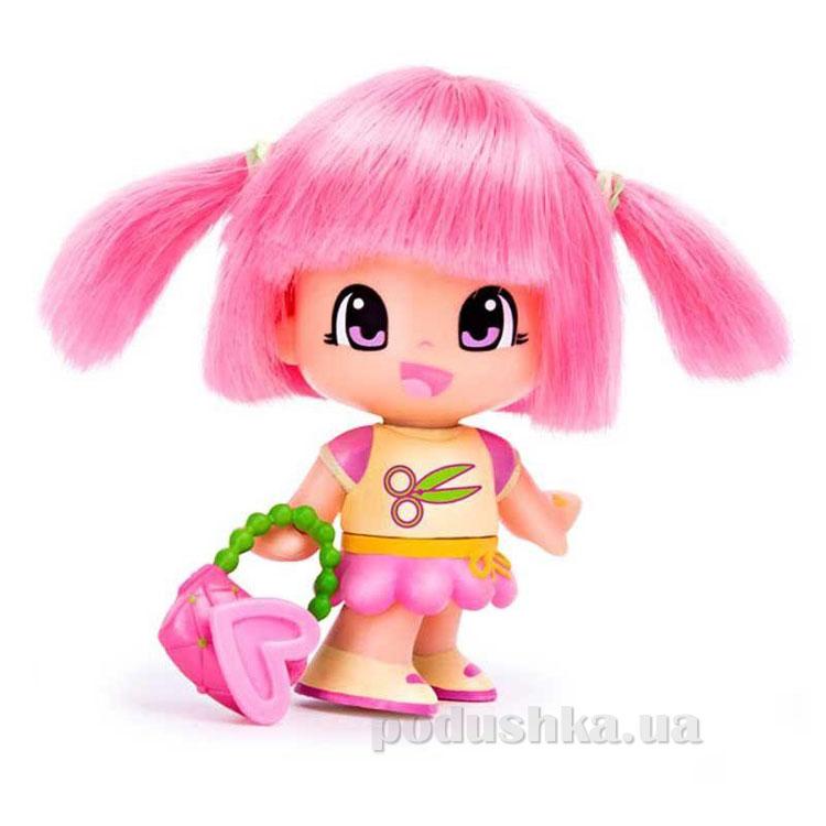 Пинипон Кукла с розовыми волосами Прическа 700010142-3 Pinypon