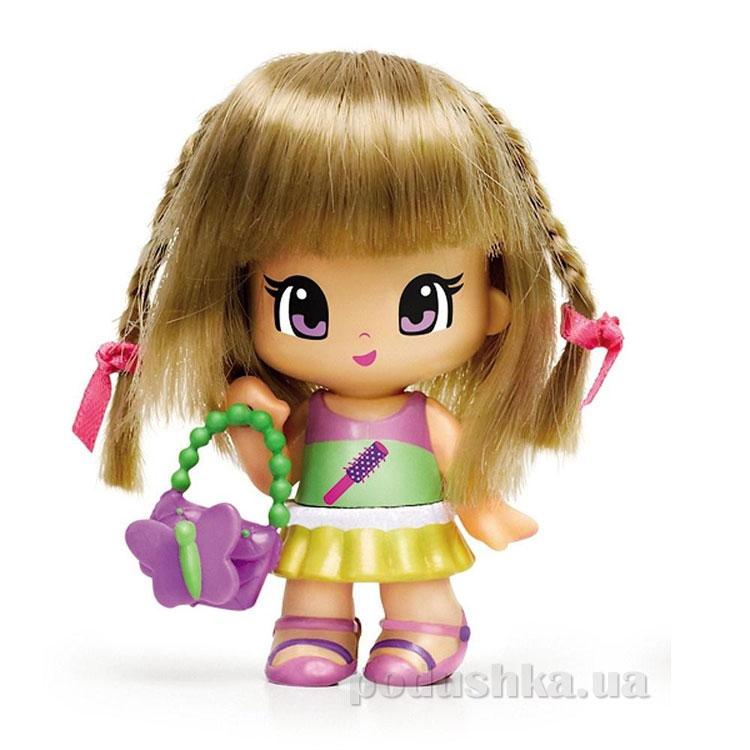 Пинипон Кукла с волосами Прическа шатенка 700010142-2 Pinypon
