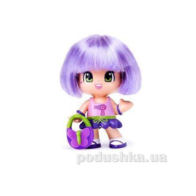 Кукла с сиреневыеми волосами Прическа 700010142-4 Pinypon
