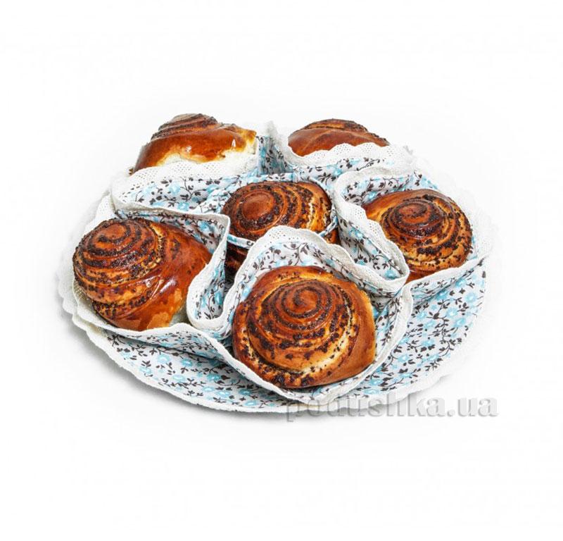Пирожница Прованс Классик Цветы Тифани