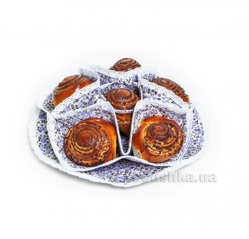 Пирожница Прованс Классик Цветы Лаванда