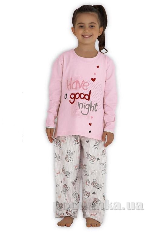 Пижама детская для девочек Hays 3408