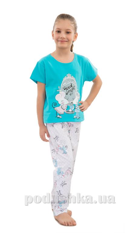 Пижама детская для девочек Hays 3901