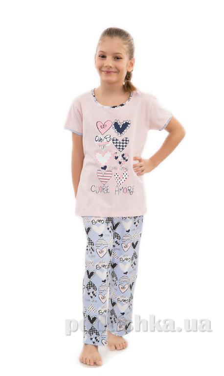 Пижама детская для девочек Hays 3911