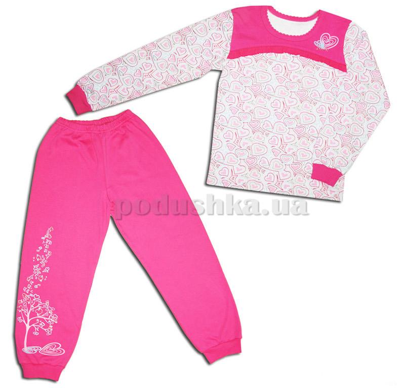Пижама детская для девочки Краса Габби 10031