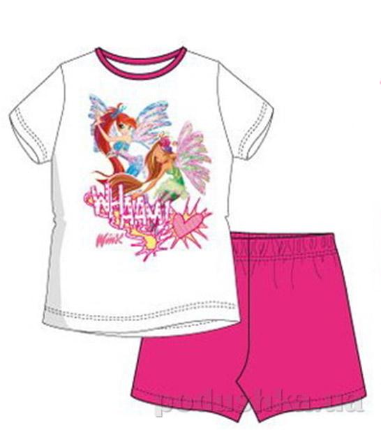 Пижама детская Sun City Фея белая