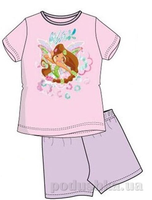 Пижама детская Sun City Фея с коротким рукавом