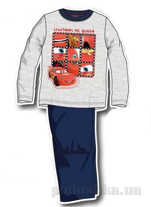 Пижама детская Sun City Машинка hm2046grey