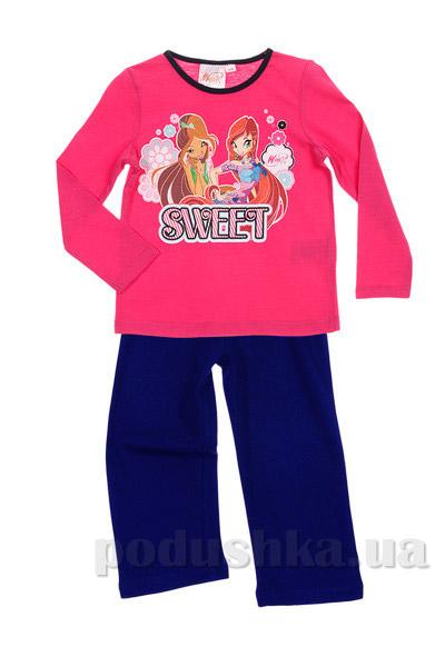 Пижама для девочек Sun City Феи NH2137red
