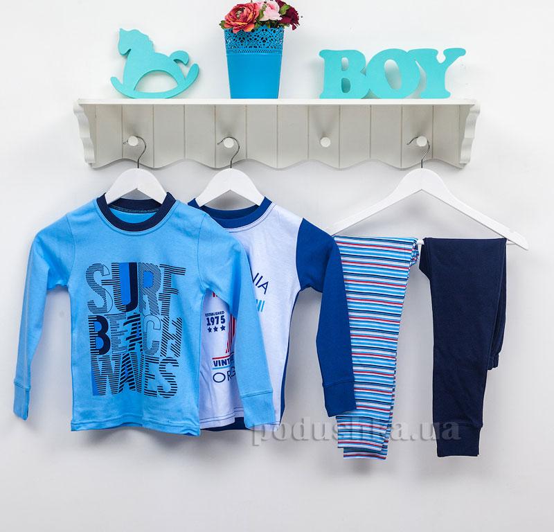 Пижама для мальчика Фламинго 249-212
