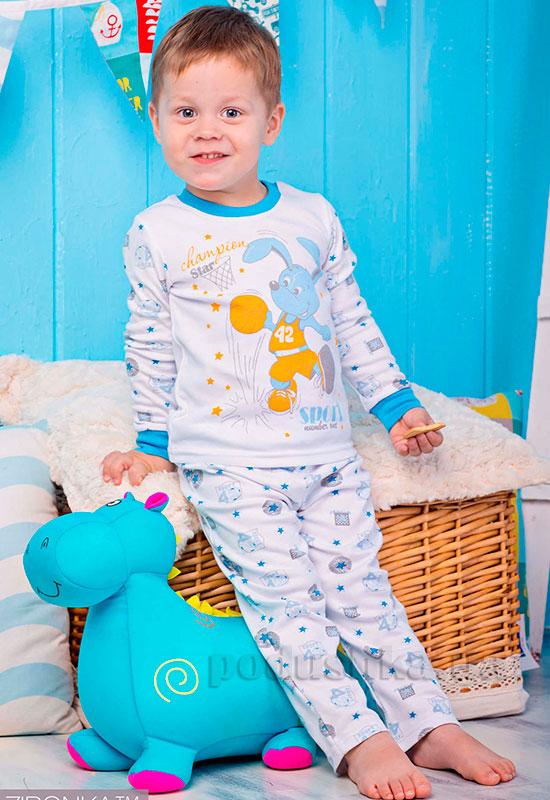 Пижама для мальчика Спорт Zironka 906-020