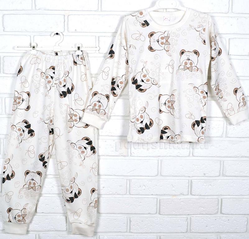 Пижама для мальчика Татошка интерлок 01602 Мишки