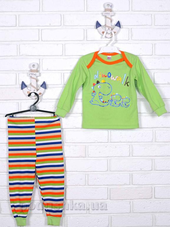 Пижама для мальчика Татошка интерлок 016719 Дракончик