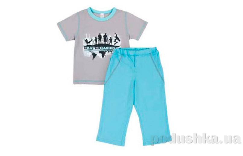 Пижама для мальчиков Бемби ПЖ34 супрем
