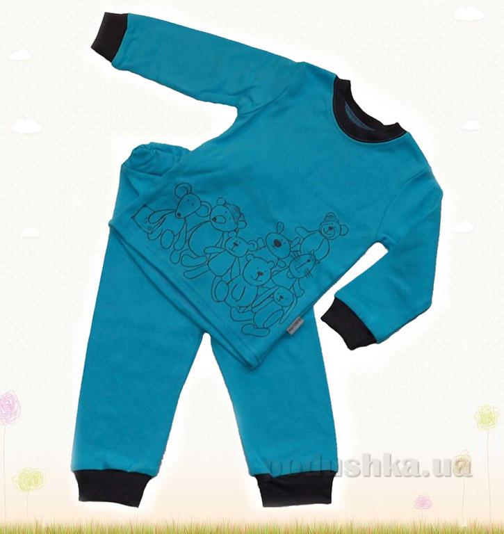 Пижама для мальчиков Robinzone ПЖ28 с начёсом